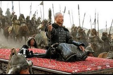 Brutalny Czyngis Chan