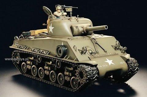 Czołgi Sherman