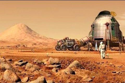 Eksploracja Marsa