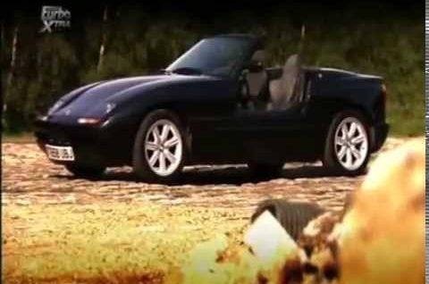 Fani czterech kółek – BMW Z1