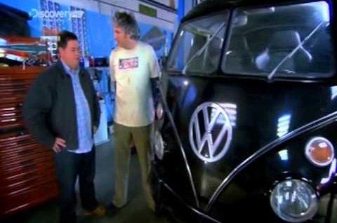 Fani czterech kółek – Volkswagen Type 2 Splitscreen