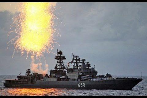 Historia Rosyjskiej Marynarki Wojennej