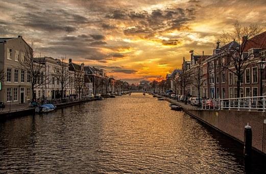 holandia waterway-107810__340