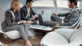 Inteligentne samochody – Przyszłość bez kierowcy
