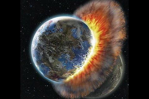 Katastrofy które odmieniły planety