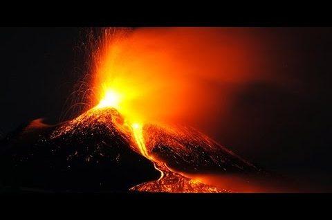 Katastrofy które zmieniły świat – Wulkan wieków ciemnych