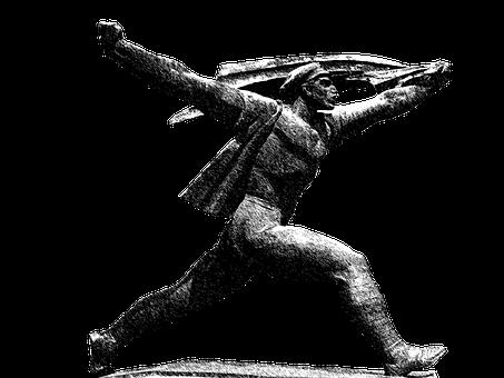 komunizm statue-280144__340