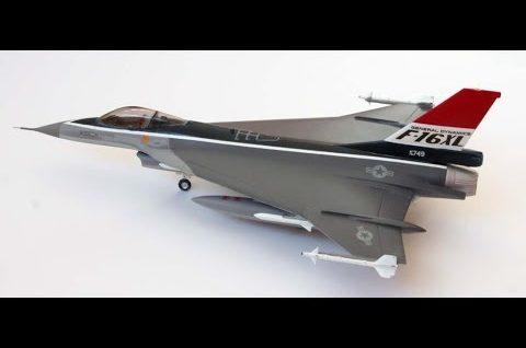 Koncepcyjne samoloty wojskowe lat 80