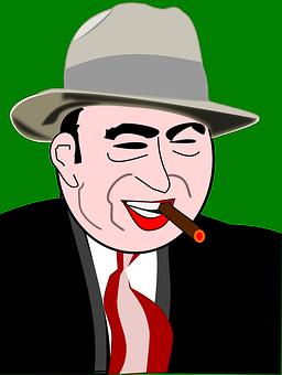 mafia capone-1296514__340