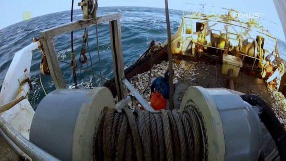 Najgroźniejsze morza – Północny Atlantyk