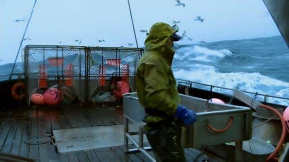 Najgroźniejsze morza – Zatoka Alaska