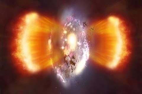 Największe eksplozje we Wszechświecie