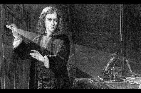 Newton – Mroczny Heretyk