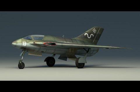 Niemieckie myśliwce odrzutowe