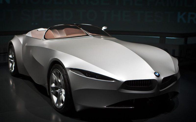 samochód przyszłości bmw