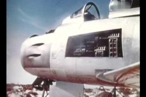 Słynne Samoloty – F-86 Sabre