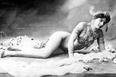 Szpieg i prostytutka – Mata Hari