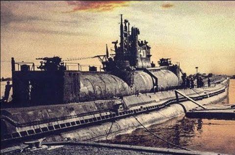 Tajne okręty podwodne
