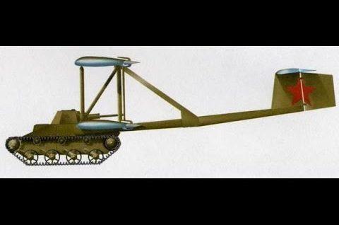 Tajne radzieckie samoloty II wojny światowej