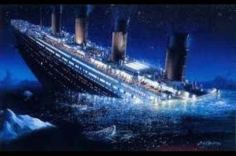 Titanic po latach