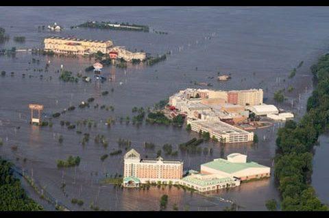 Zabójcze żywioły – Wielka powódź