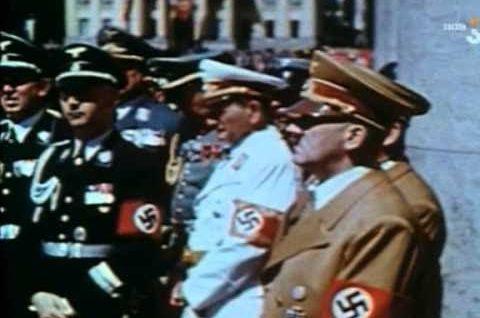 Ciało Adolfa Hitlera