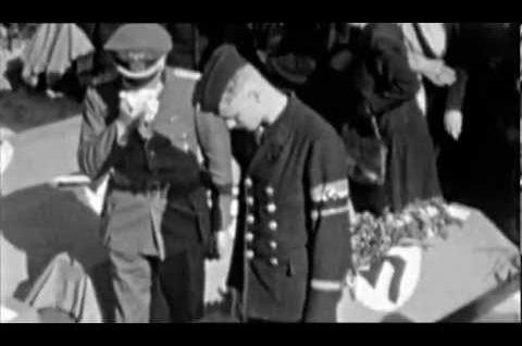 Historia III Rzeszy, 1942-1945 Upadek III Rzeszy