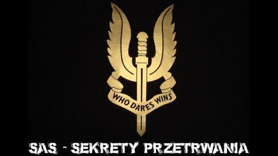 SAS – Sekrety Przetrwania Odc. 1
