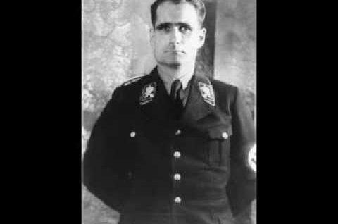 Sensacje XX wieku – Tajemnica lotu Rudolfa Hessa (audycja radiowa)