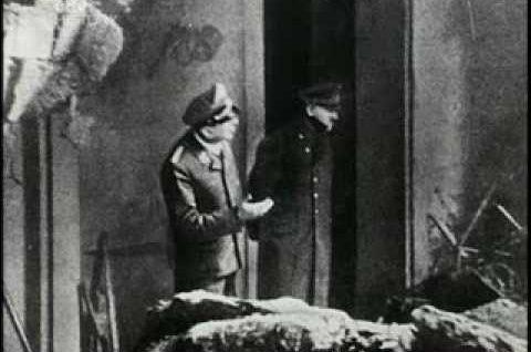 Sensacje XX wieku – Tajemnica śmierci Adolfa Hitlera – cz. I (audycja radiowa)