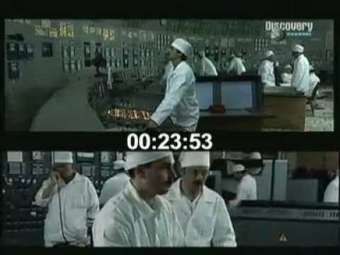 Katastrofa w Czarnobylu