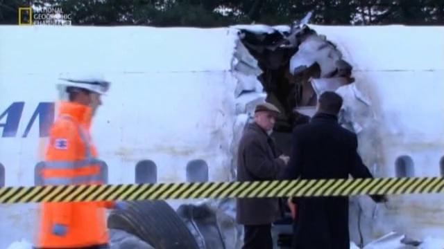 Katastrofa w przestworzach – Zdradzony pilot
