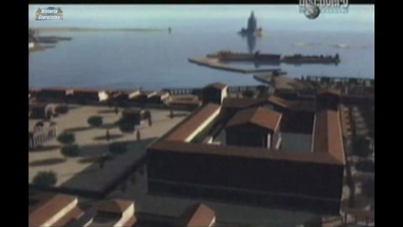 Starożytne trzęsienia Ziemi – Zatopione miasta