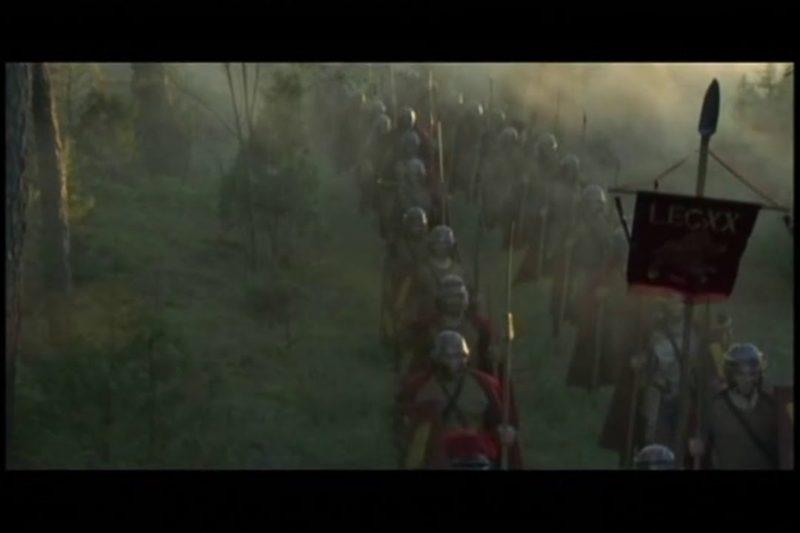 Starożytny Rzym – Cesarz Żołnierzy [HD]