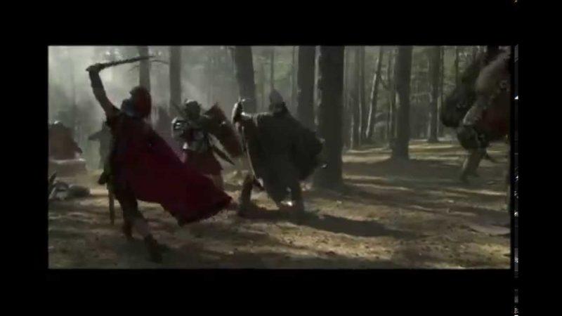 Starożytny Rzym – Gniew Bogów [HD]