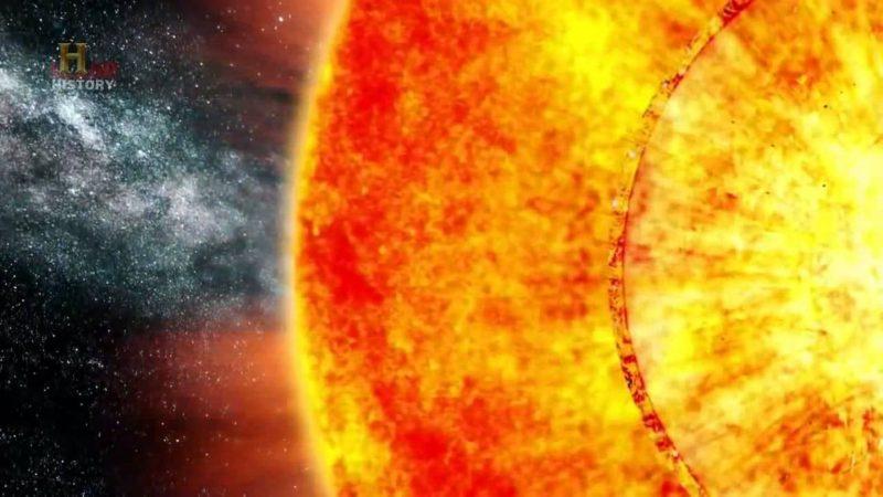 Wszechświat – Czarna Przyszłość Słońca [HD]