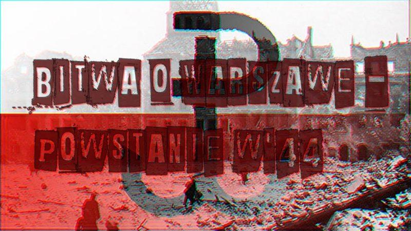 Bitwa o Warszawę – Powstanie w '44