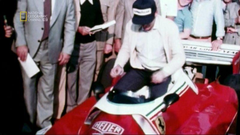 Katastrofa w przestworzach – Niki Lauda. Tragedia w powietrzu
