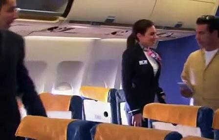 Katastrofa w Przestworzach – Samolot Widmo