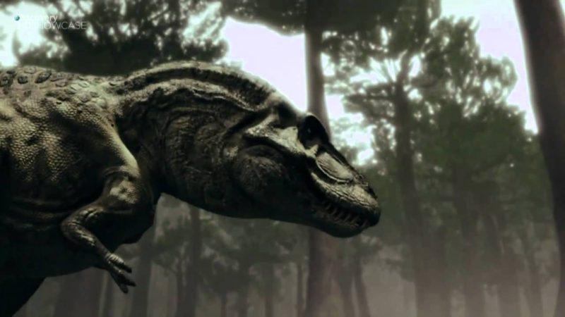 Pojedynek dinozaurów – Sztuka adaptacji