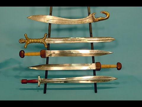 Starożytna broń dalekiego wschodu