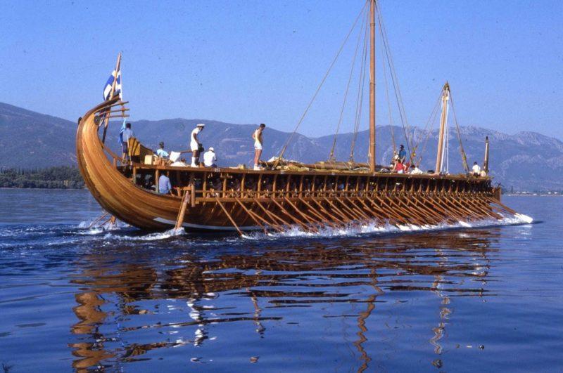 Starożytne Statki