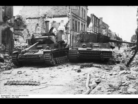 Wielkie bitwy pancerne II wojny światowej – Niemiecki odwrót