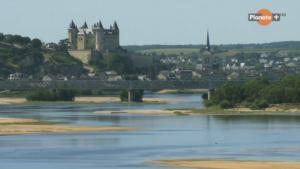 Zamki nad Loarą. Zamek Saumur. Damy i rycerze.