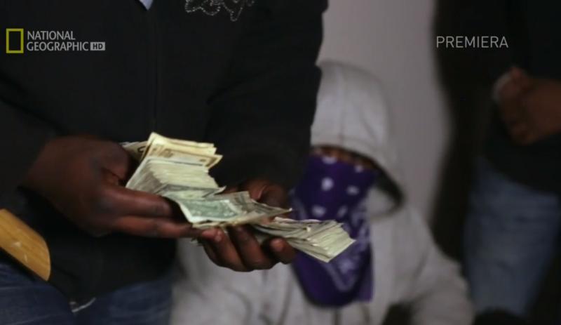 Przestępczość Sp. z o.o. – Pranie brudnych pieniędzy [HD]