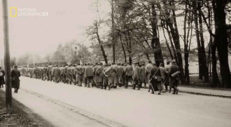 Ostatnie dni Hitlera FIlm Dokumentalny