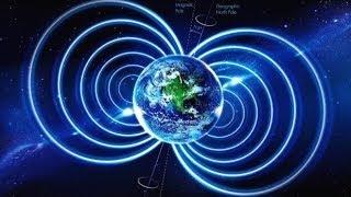 Pole magnetyczne ziemi film