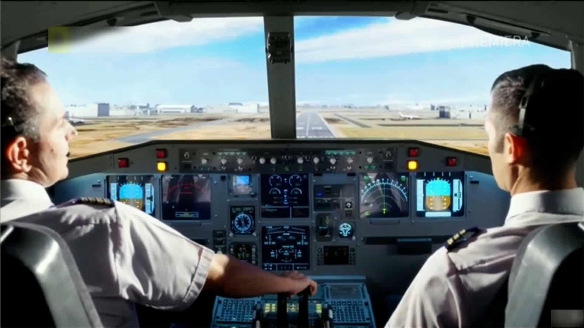 Katastrofa w przestworzach Sezon 18 – Spadający samolot